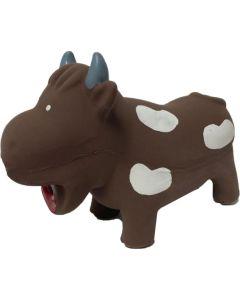 Best Friend Farmer lateksilelu, lehmä