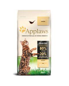 Applaws adult kissanruoka 2kg